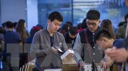 Giá iPhone giảm lần thứ hai trong năm ở thị trường Trung Quốc