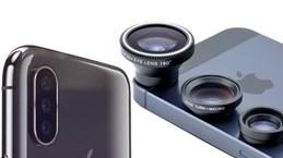 iPhone 2019 được đồn có hai mẫu mới với máy ảnh ba ống kính