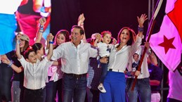 Bầu cử Panama: Ứng cử viên đối lập Laurentino Cortizo đang dẫn đầu