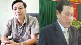 Quảng Ngãi kỷ luật Chủ tịch và Phó Chủ tịch UBND huyện Trà Bồng