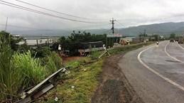Lâm Đồng: Hai vụ tai nạn giao thông liên tiếp trên đèo Phú Hiệp