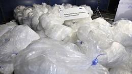 Colombia bắt giữ tàu ngầm vận chuyển gần 10 tấn ma túy