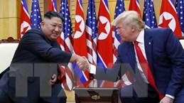 Hàn Quốc: Thượng đỉnh Mỹ-Triều lần thứ ba có thể diễn ra trong 2019