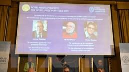 Nobel Vật lý: Khám phá mở ra cuộc cách mạng trong lĩnh vực thiên văn