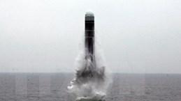 Mỹ bác khả năng Triều Tiên theo đuổi chiến lược trả đũa bằng SLBM
