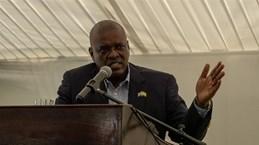 Bầu cử Botswana: Đương kim Tổng thống Mokgweetsi Masisi tái đắc cử