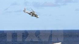Trung Quốc và Ấn Độ phối hợp giải cứu tàu bị cướp biển tấn công