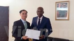 Togo mong muốn thúc đẩy quan hệ thương mại với Việt Nam