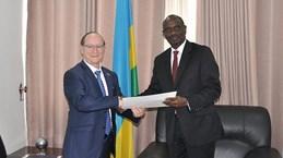 Israel lần đầu tiên chính thức mở đại sứ quán tại Rwanda