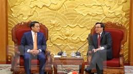Thúc đẩy quan hệ Việt Nam-Mông Cổ trên các lĩnh vực