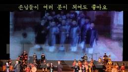 Chương trình nghệ thuật Việt Nam tạo ấn tượng sâu sắc tại Triều Tiên