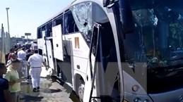 Du lịch Ai Cập tiếp tục gặp khó khăn sau vụ nổ xe buýt chở du khách