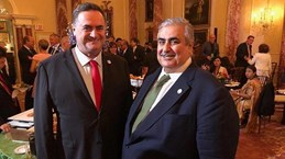 Ngoại trưởng Israel và Bahrain gặp nhau công khai tại Mỹ