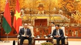 Hà Nội và Belarus tăng cường hợp tác trong nhiều lĩnh vực