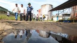 Xử phạt công ty mía đường gây ô nhiễm sông Cái Lớn hơn 700 triệu đồng