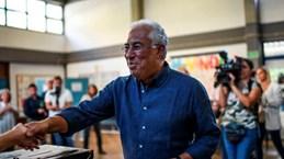 Bồ Đào Nha: Đảng Xã hội cầm quyền thắng cử nhưng vẫn không đạt đa số