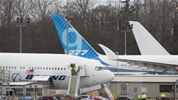 Kế hoạch trái phiếu khả quan, Boeing không cần hỗ trợ của chính phủ Mỹ