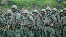 Mỹ cung cấp viện trợ quốc phòng và an ninh cho Fiji