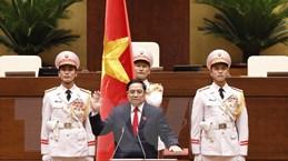 Thủ tướng Campuchia gửi Thư chúc mừng Thủ tướng Phạm Minh Chính