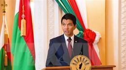 Tổng thống Madagascar Rajoelina thành lập chính phủ mới