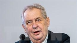 Tổng thống CH Séc Milos Zeman cần 3 tuần để hồi phục sức khỏe