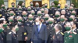 """Chủ tịch nước: Đoàn tàu """"không số"""" đã trở thành huyền thoại"""