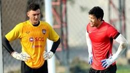 Thủ thành số 1 đội tuyển Thái Lan háo hức đối đầu Đặng Văn Lâm