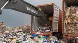 Canada chi gần 1 triệu USD để đưa lại rác từ Philippines về nước