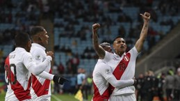 Cầu thủ Peru tự tin trước cuộc chạm trán Brazil ở chung kết