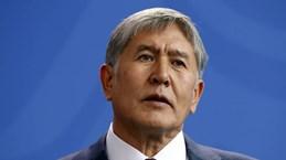 Cựu Tổng thống Kyrgyzstan Almazbek Atambayev bị bắt giữ