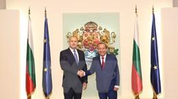 Tổng thống Rumen Radev: Việt Nam là đối tác quan trọng của Bulgaria