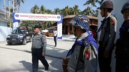 Myanmar: 31 hành khách đi xe buýt bị bắt cóc ở bang Rakhine