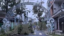 Bão số 9: Đà Nẵng có 90 nhà tốc mái, một người bị thương