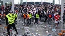 Liên đoàn bóng đá châu Âu thông báo án phạt cho tuyển Anh