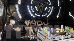 Quảng Ninh: Xử phạt 2 cơ sở karaoke vi phạm quy định phòng chống dịch