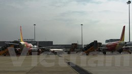 Hãng hàng không Vietjet Air đạt 923 tỷ đồng lợi nhuận trước thuế