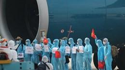 37 giờ trên chuyến bay Guinea Xích Đạo đưa công dân Việt về nước