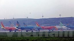 Tạm dừng khai thác tại 5 sân bay do ảnh hưởng của bão số 9