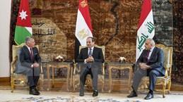 Ai Cập, Jordan và Iraq hợp tác chống khủng bố dưới mọi hình thức