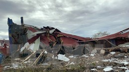 IMF hỗ trợ Mozambique 118 triệu USD khắc phục hậu quả bão Idai