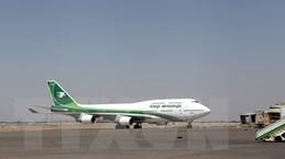 Hãng Iraqi Airways lại hoãn vô thời hạn các chuyến bay tới Syria