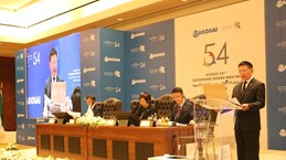 Kiểm toán Việt Nam đẩy mạnh hợp tác liên khu vực phát triển bền vững