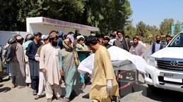 Giao tranh tại Afghanistan khiến hơn 6.000 gia đình phải lánh nạn