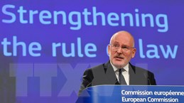 Ủy ban châu Âu kiện Ba Lan về hình thức kỷ luật các thẩm phán