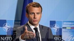 Tổng thống Pháp: EU phải là một phần trong thỏa thuận hạt nhân Mỹ-Nga