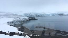 Nam Cực xuất hiện các đợt nóng bất thường, nhiệt độ tới 9,2 độ C