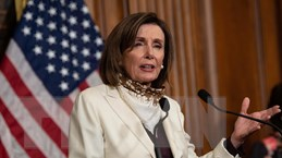 Dịch COVID-19: Nghị sỹ Mỹ bắt buộc phải đeo khẩu trang tại Hạ viện
