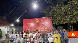 Cộng đồng người Việt tại Đông Phi luôn tự hào hướng về Tổ quốc