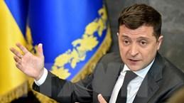 Tổng thống Ukraine phủ quyết dự luật về hợp pháp hóa tiền điện tử