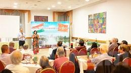 Giao lưu tri ân gắn kết tình hữu nghị truyền thống Việt Nam-Hungary